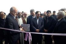سامانه آبیاری در بیش از 226 هکتار از مزارع میامی افتتاح شد