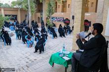 عزاداری ایام محرم در بیت تاریخی امام خمینی(س)