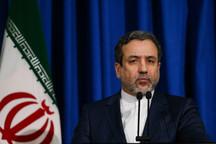 عراقچی: در صورت برداشته شدن تحریم ها، ایران به اجرای کامل برجام بازمیگردد