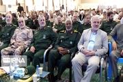فرمانده قرارگاه قدس نیروی زمینی سپاه جنوب شرق کشور معرفی شد