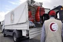 هلال احمر کمک های مردمی برای سیل زدگان شمال را جمع آوری می می کند