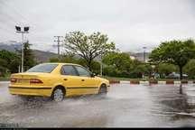 آسمان کردستان تا پایان هفته بارانی است