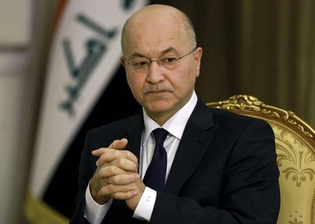 رئیس جمهوری عراق تایید کرد: میزبانی مذاکرات ایران و عربستان