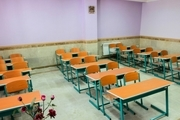 بهرهبرداری از دومین مدرسه کانتینری کشور