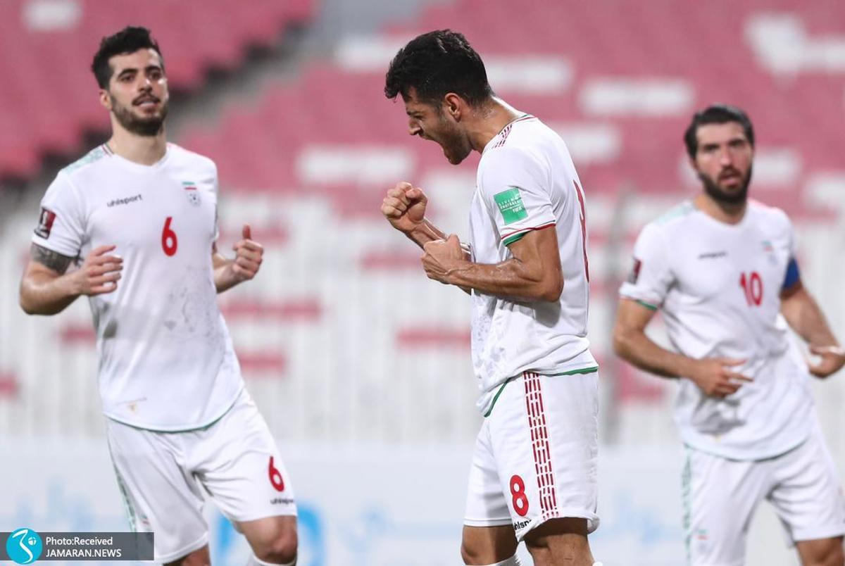 اعلام زمان بازیهای ایران در انتخابی جام جهانی