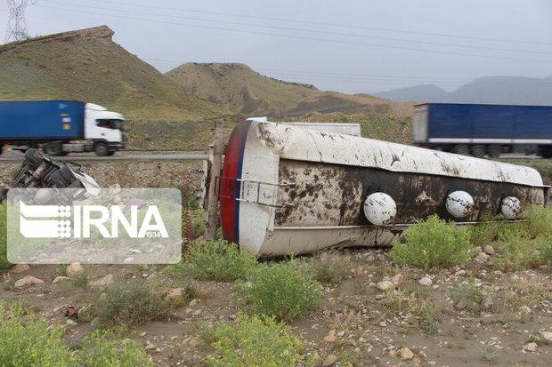 تصادف سه خودرو در میامی یککشته و ۶ زخمی برجا گذاشت