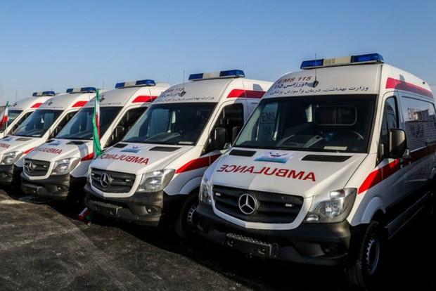 پایگاه اورژانس 115 جادهای چشمه شیرین بدره افتتاح شد
