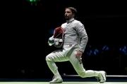 دهمی مجتبی عابدینی در جام جهانی شمشیربازی