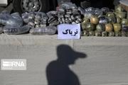 ۴۱۸ کیلوگرم مواد مخدر در یزد کشف شد