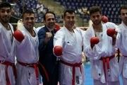 نایب قهرمانی تیم ملی کومیته مردان در لیگ جهانی