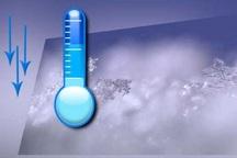چالدران سردترین شهر آذربایجان غربی طی شبانه روز گذشته