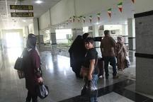 مرز خسروی مبدا مسافران عراقی به ایران