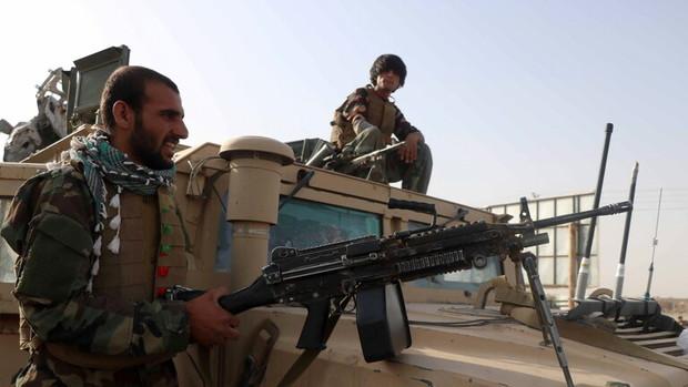 تشدید درگیری میان ارتش افغانستان و طالبان