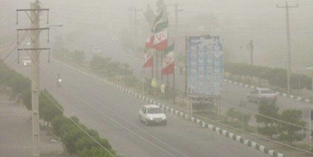 غبار محلی در استان تهران پیشبینی میشود