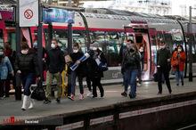 کاهش محدودیتها در فرانسه و ازدحام صبحگاهی پاریس