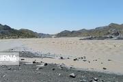 رودخانه سور باغملک طغیان کرد