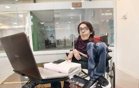 ماجرای جوانی که به بیمار SMA مبتلا و مدیر یک استارت آپ وطنی است