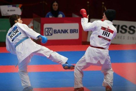 حریفان نمایندگان کاراته ایران در لیگ برتر چین مشخص شدند