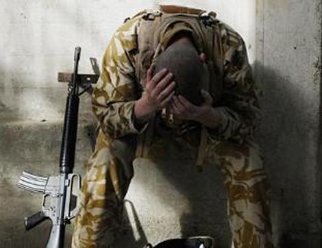 خودکشی هزاران کهنه سرباز آمریکایی/ افزایش خودکشی در زندانهای آمریکا