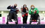 ساره دوباره طلایی شد؛ هت تریک جوانمردی در تاریخ پارالمپیک با شکستن تمام رکوردها!+ عکس