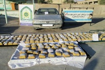 34 کیلوگرم مواد مخدر در چرداول کشف شد
