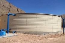 حجم مخازن ذخیره آب شهری شیروان 35 برابر افزایش یافت
