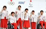 رونمایی از لباس کاروان ژاپن در بازیهای المپیک و پارالمپیک 2020 /  عکس