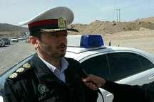 ترافیک همه محورهای تفرجگاهی استان سمنان سنگین است