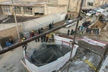 4 کارگر بر اثر ریزش ساختمان فوت کردند