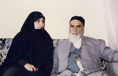 نامه عرفانی امام در آخرین روزهای ماه شعبان به عروسشان