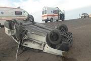 ۷ کشته و مصدوم در تصادف کامیونت با پراید در محور کبودرآهنگ
