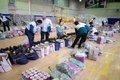 توزیع هزار بسته معیشتی در قالب طرح «فرشتگان رحمت» بین نیازمندان