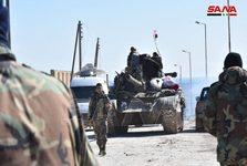 ادامه آزادی مناطق جدید در شمال سوریه توسط ارتش