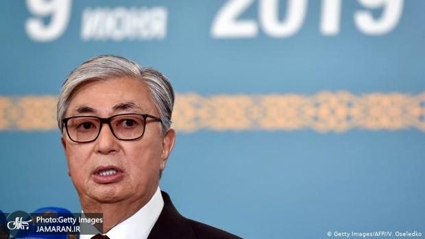 انتخابات قزاقستان؛ پیروزی کاندیدای مورد حمایت نظربایف