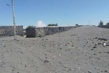 8.4 میلیارد ریال برای تثبیت شن های بورالانِ ماکو هزینه شد
