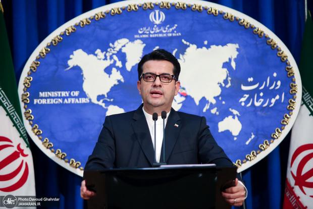 واکنش ایران به بیانیه شب گذشته سران برخی کشورهای عربی