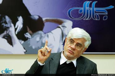 عارف: جمهوریت در نگاه امام(ره) یک اصل بنیادین بود/ عدهای تلاش کردند جمهوریت نظام را به مسلخ ببرند