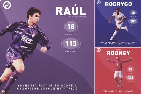 تاریخ سازی بازیکن 18 ساله رئال مادرید+عکس