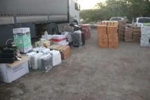11میلیاردو 640 میلیون ریال کالای قاچاق در استان مرکزی کشف شد