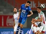 پنجمین شکست خنت با میلاد محمدی در لیگ بلژیک