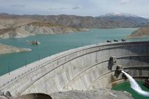 ذخیره سد زاینده رود 152 میلیون متر مکعب است