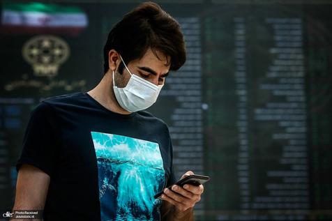 بورس در حال رکوردشکنی: هفتمین روز متوالی شاخص نزولی