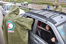 ۴۵۰ هزار نفر توسط هلال احمر کرمانشاه تبسنجی شدند