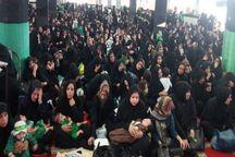 همایش شیرخوارگان حسینی سند مظلومیت عاشوراست