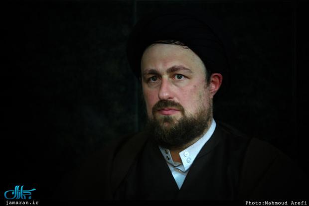 تسلیت سید حسن خمینی به رضا صالحی امیری