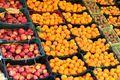 ۶۵ هزار تن سیب و پرتقال شب عید در بازار توزیع میشود