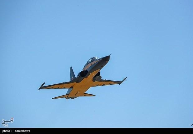 تحویل 3 فروند جت جنگنده کوثر به نیروی هوایی ارتش (10)