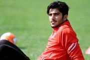 امیر عابدزاده: همیشه به خاطر پدرم میخواستم دروازبان بشوم