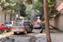 انفجار مهیب در کابل+ تصاویر