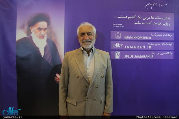 واکنش محمد غرضی به کاندیداتوری سردار محمد
